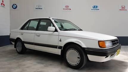 1986 Ford Meteor Sedan