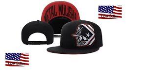 Metal Mulisha Cap Hat Black bb69b0a2626