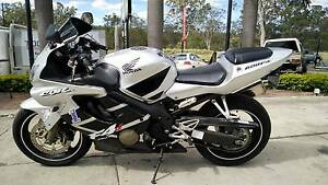 2002 honda CBR600 low kms Great condition Torrington Toowoomba City Preview