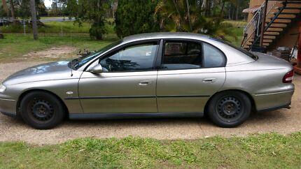 HOLDEN COMMODORE VT SERIES 2001 V6 AUTO  Ellen Grove Brisbane South West Preview