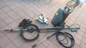 Karcher HD 7125 Professional Pressure wash Kit Ridgewood Wanneroo Area Preview