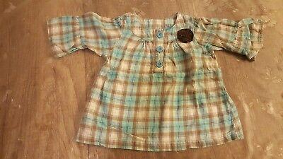 Carter´s ✿ Sommer Bluse  Gr. 74/80 Baby ausgefallenes Muster ✿ ()