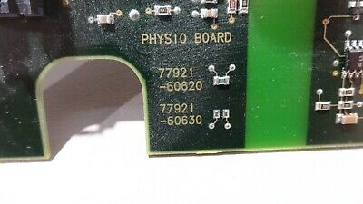 Hp Philips Sonos 5500 Ultrasound Physio Board 77921-60620 77921-60630