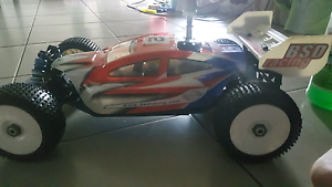 1/8 nitro rc buggy Romsey Macedon Ranges Preview