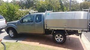 2010 Nissan Navara Ute Revesby Heights Bankstown Area Preview
