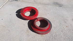 """Patrol 1 inch coil spacers and 2""""rear coils Forrestdale Armadale Area Preview"""