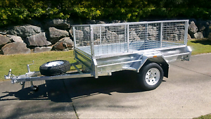 8×5 trailer hire  $40 Oxenford Gold Coast North Preview
