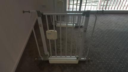 Safety  door gates x 2