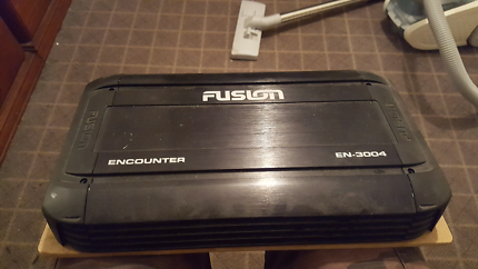 Fusion 4 channel amplifier