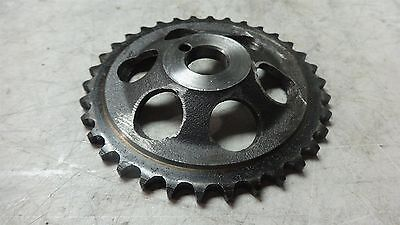 YAMAHA SR500 SR 500 YM184B. ENGINE CAMSHAFT CAM SPROCKET GEAR TIMING