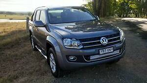2013 Volkswagen Amarok Ute Maitland Maitland Area Preview