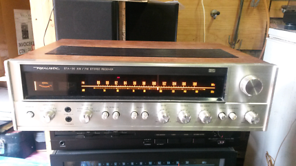 Realistic STA-90 AM/FM Stereo Receiver Amplifier