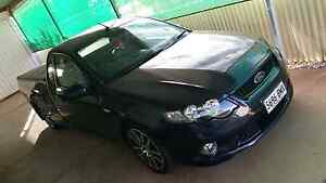 2011 xr6 limited edition ute Broken Hill Central Broken Hill Area Preview