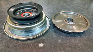 Honda Lawn Tractor H4514 PTO Clutch and pulley 75106-758-013 75141-758-003
