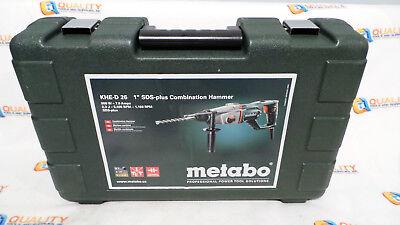 "New METABO KHE-D 26 1"" SDS-plus  Combination Rotary Hammer 601109420 segunda mano  Embacar hacia Argentina"