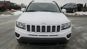 JEEP Compass Limited 2016 4x4 4900km all leather automatic