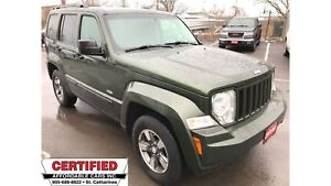 2008 Jeep Liberty Sport ** 4X4, CRUISE, SUNROOF **