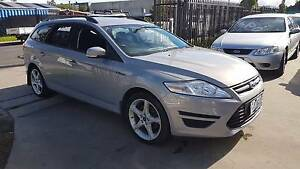 2011 Ford Mondeo LX TDCI Wagon AUTO TURBO DIESEL Williamstown North Hobsons Bay Area Preview