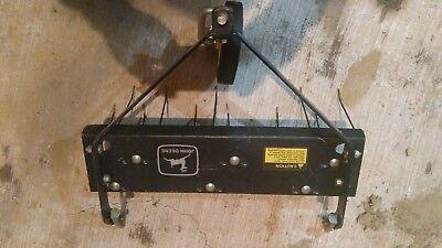 "John Deere JD Push Mower 20""  Dethatcher Thatcher  14SB 14SC JE75 JX75"
