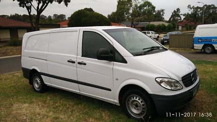 Mercedes Benz Vito 111CDI EXTRA LWB - Immaculate condition. Paralowie Salisbury Area Preview