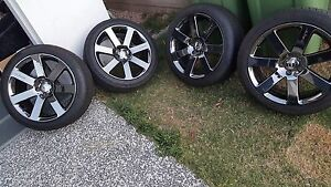 "Chrysler 300c SRT8 20"" Rims & Tyres Pimpama Gold Coast North Preview"
