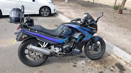 1993 GPX250 LAMS Approved