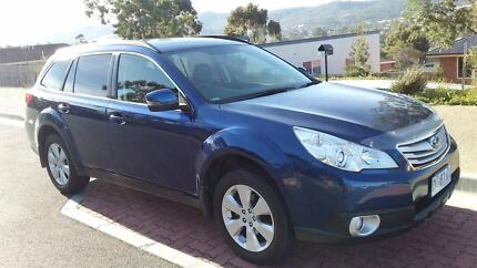 2012 Subaru Outback Wagon