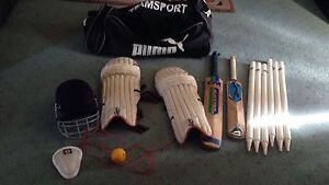 Cricket gear Echuca Campaspe Area Preview