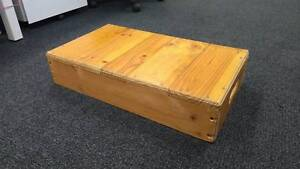 Portable Wooden Foot Rest Block Holder Weston Creek Preview