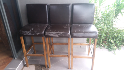 FREE bar stools x3