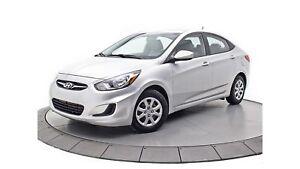 2013 Hyundai Accent GL A/C GROUPE ELECTRIQUE