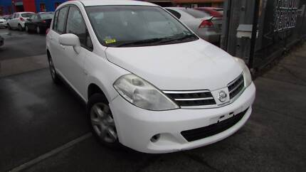 2012 NISSAN TIIDA ST D/AWAY NO MORE TO PAY Tottenham Maribyrnong Area Preview