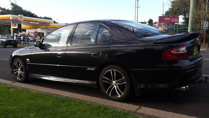 2002 Holden SS Sedan Lennox Head Ballina Area Preview
