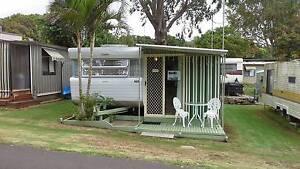 1979 Viscount Caravan for sale onsite at beautiful East's Beach Kiama Kiama Area Preview