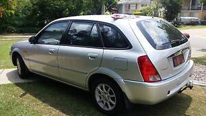2001 Ford Laser Hatchback Rochedale South Brisbane South East Preview
