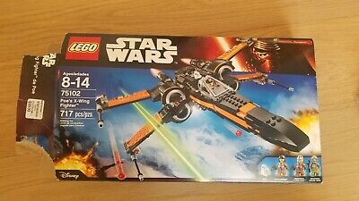 LEGO Star Wars Poe's X-Wing Fighter (75102) Complete, loose