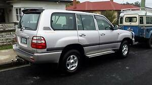 2003 Toyota LandCruiser Wagon Sheffield Kentish Area Preview