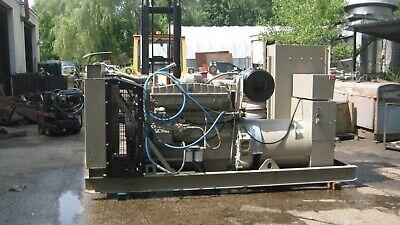 Standby Cummings Diesel Generator