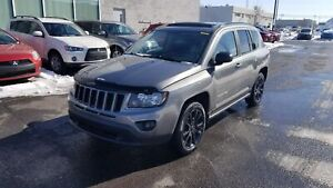 2012 Jeep Compass NORTH AWD MAGS+TOIT+SIEGES CHAUFFANTS
