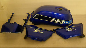 HONDA CB400N CB250N  SUPERDREAM FULL PAINTWORK DECAL KIT TYPE 1