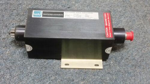 New Unused Watkins Johnson WJ2070 Old Radio Radar BWO Carcinotron Microwave Tube