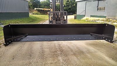 Linville 16ft Snow Pusher Box Lifetime Warranty American Made Usa