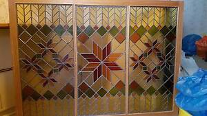 Vintage Stained Glass Window Penrith Penrith Area Preview