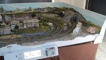 model train layout Dawesville Mandurah Area Preview