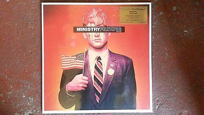 Ministry - Filthpig + NUMBERED ORANGE/YELLOW -  VINYL/LP LTD.EDITION - NEW