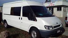 Ford Transit Van/Minivan, High Roof, Perfect Camper Conversion Gympie Gympie Area Preview