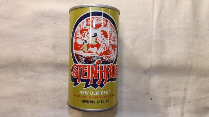 Vintage Stein Haus Ulm Beer Can Steel v