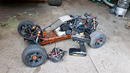 Rovan baja 26cc $400 or swap