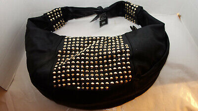 - NWT MMS Design Studio Accent Stud Large HOBO Purse / Bag