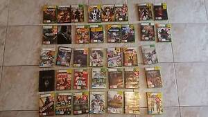 37 Xbox 360 games Thornlie Gosnells Area Preview